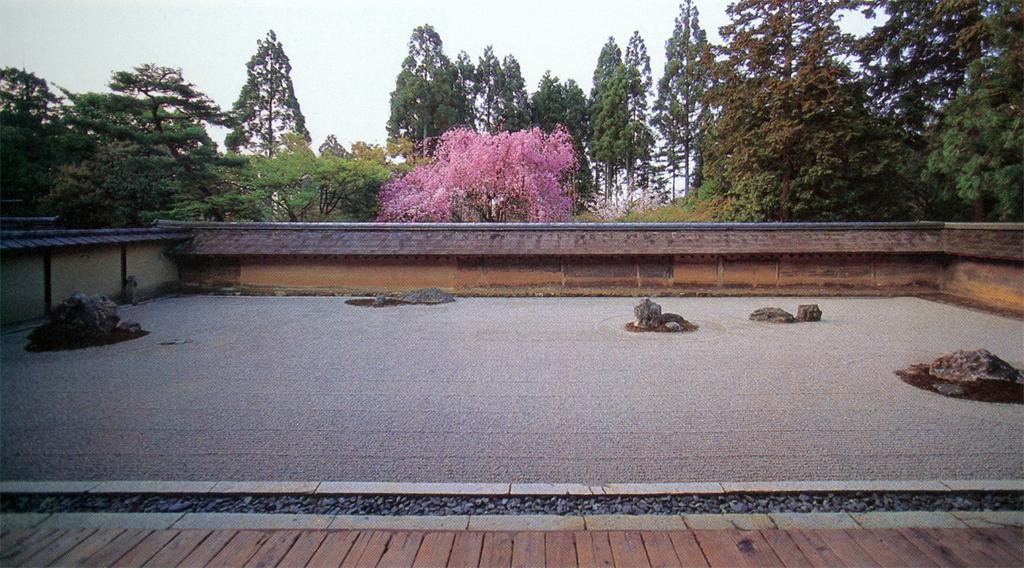 A leghíresebb japánkert